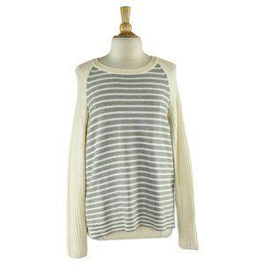 Gap Pullovers LG Ivory